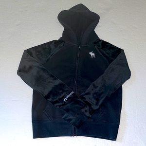 Abercrombie Kids Girls Full zip hoodie